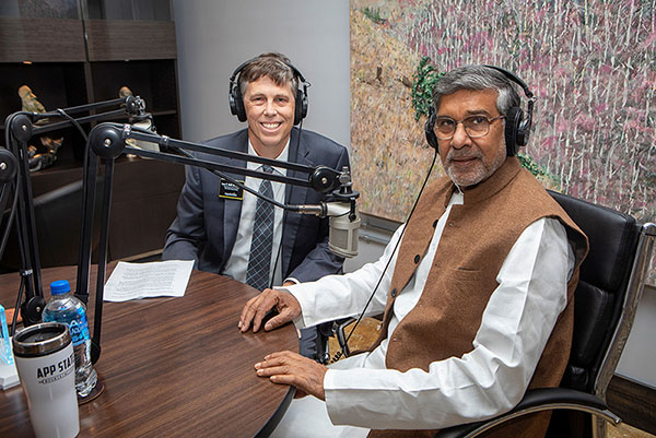Find Your Sustain Ability: Kailash Satyarthi — fighting child labor from Delhi sweatshops to U.S. tobacco fields