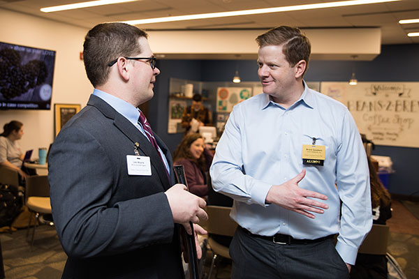 Career development at App State prepares student for a lifetime of employability
