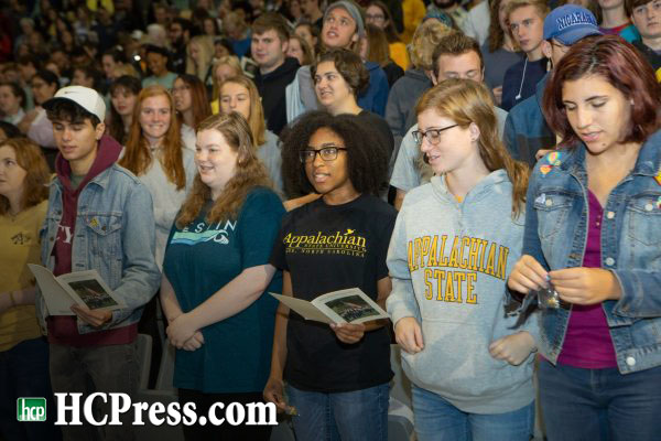 Appalachian Welcomes More Than 19,200 Students; Sees Record Number of Underrepresented Students