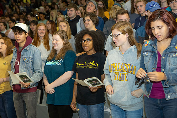 Appalachian welcomes more than 19,200 students, sees record number of underrepresented students