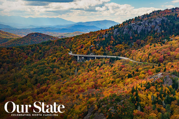 Our Favorite Fall Mountain Views