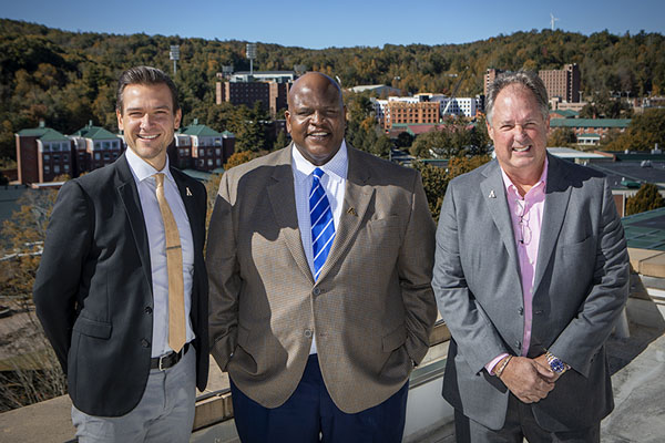 App State recognizes Alumni Awards winners