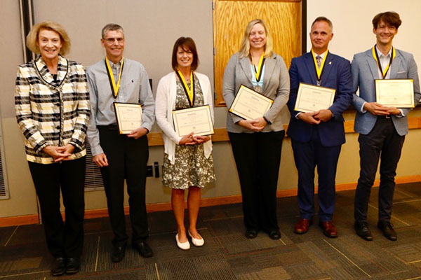 7 App State faculty members recognized for teaching excellence