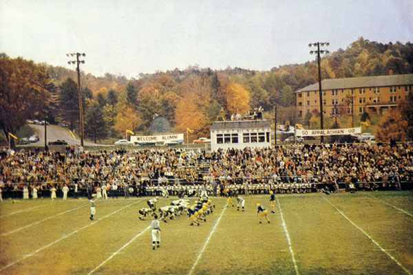 A Mountaineer tradition: Homecoming through the decades