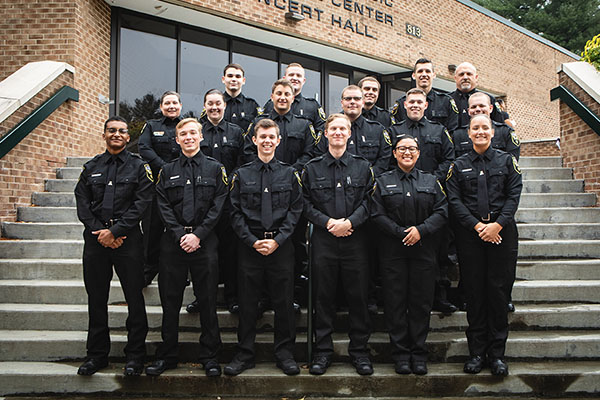 Appalachian Police Academy celebrates second graduating class