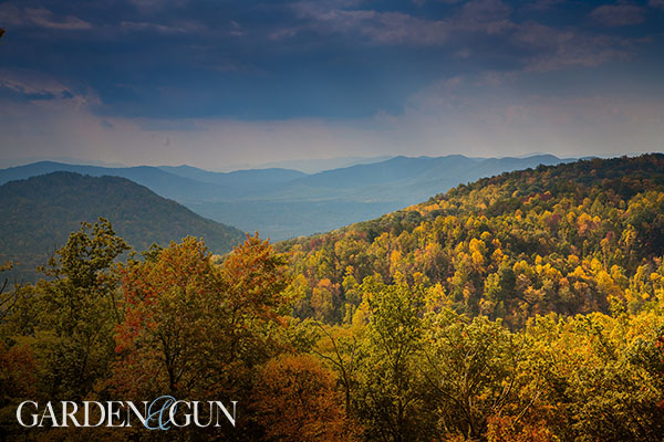 Ten Must-See Spots on the Blue Ridge Parkway [faculty quoted]