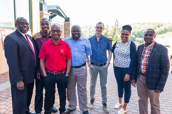 5 South African scholars take part in University Staff Doctoral Program at App State