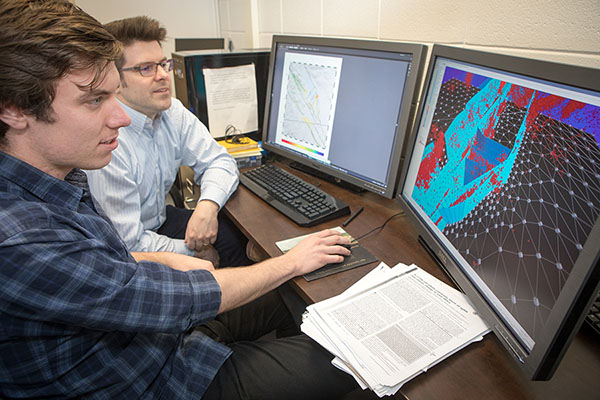 Appalachian graduate's research advances the understanding of earthquakes