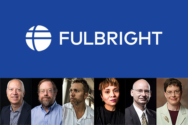 App State faculty earn record number of Fulbright awards for university