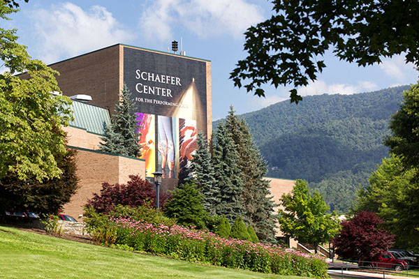 Schaefer Center for the Performing Arts