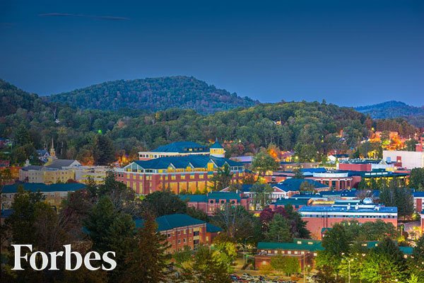 Little-Known Boone: A Blue Ridge Carolina Vacation Treasure