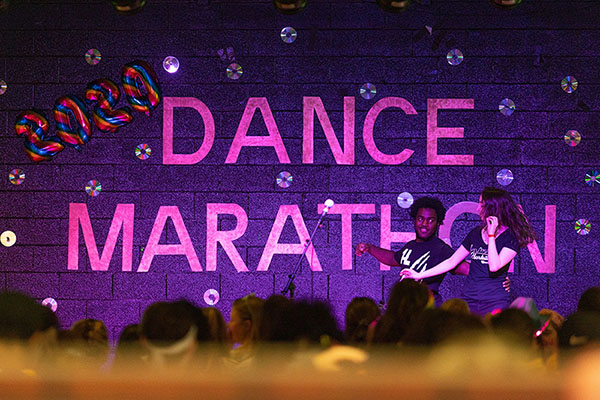 Groovin' for a cause: App State's annual Dance Marathon raises nearly $50K