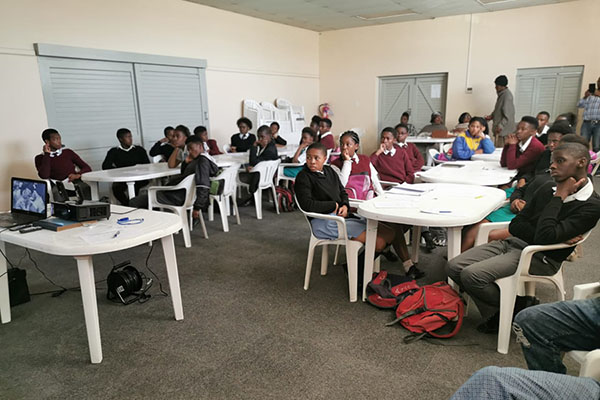 Ndinephupha Youth Talks in New Brighton