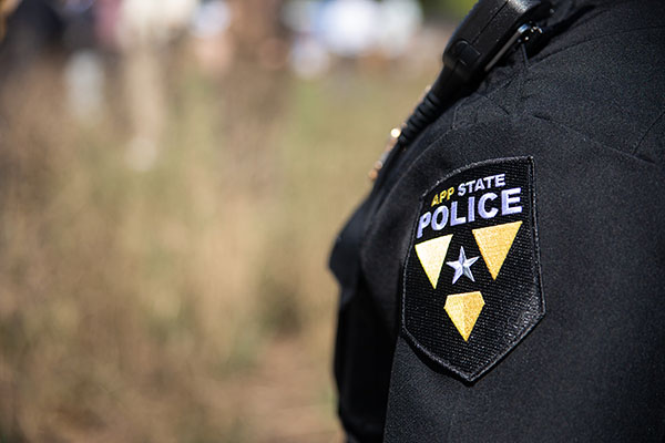 Appalachian Police Department named among top 25 in the nation for student safety