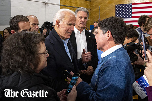 White House hopefuls storm Iowa in last efforts to win support [faculty quoted]