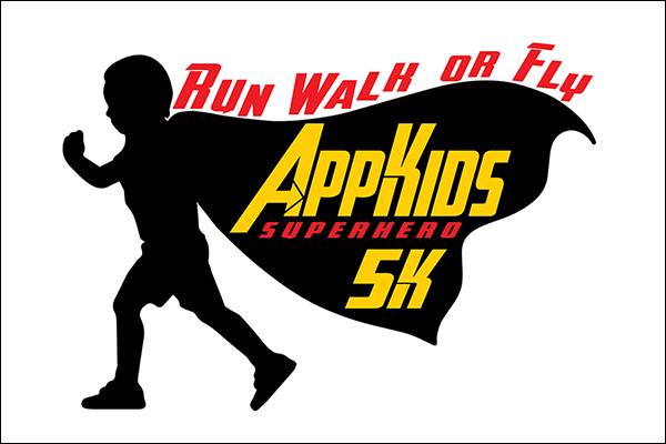 Walk, run or fly wherever you are: The AppKIDS annual 5K takes a virtual format