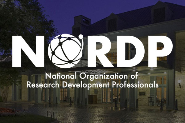 National Organization of Research Development Professionals (NORDP)