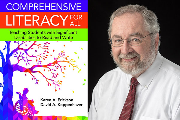 App State's Dr. David Koppenhaver co-authors book on 'Literacy for All'