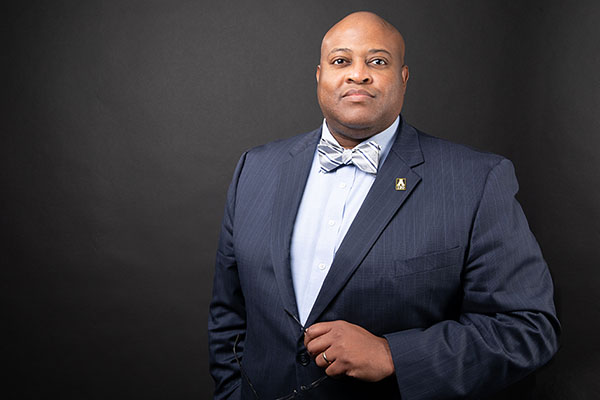 App State's Paul Meggett recognized by The National Black Lawyers Top 100