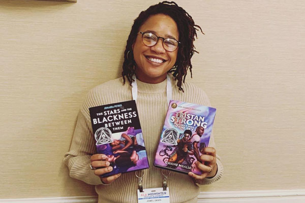 App State librarian selects 50th annual Coretta Scott King Book Awards winners as CSK juror