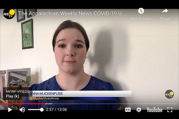 The news must go on: App State's student-run media continue remotely