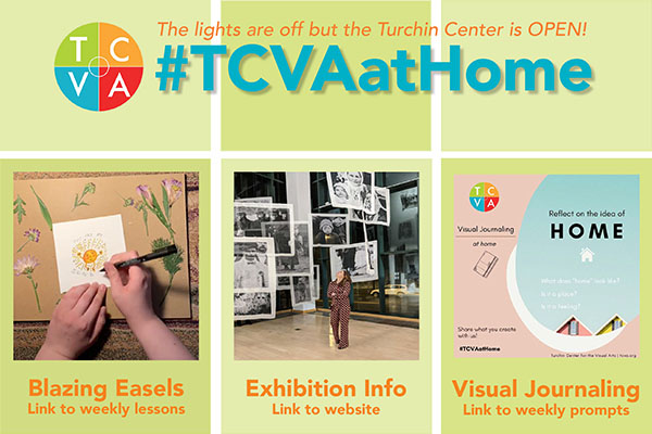 App State's Turchin Center for the Visual Arts creates opportunities to engage with the arts at home