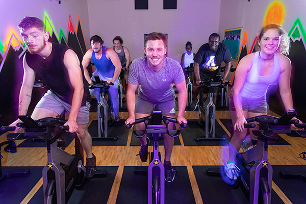 App State recognized by Exercise is Medicine® for efforts to create culture of wellness on its campus