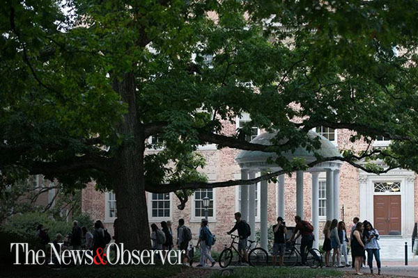 Fall will look different on NC's college campuses. Here's what each is planning.