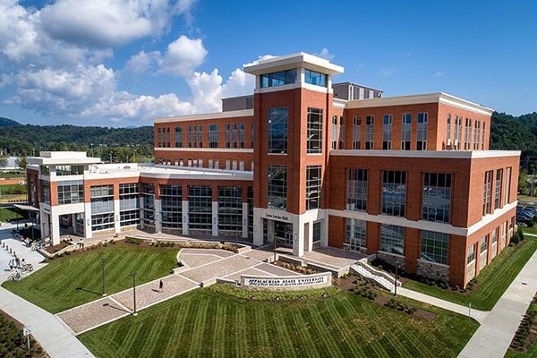 Leon Levine Hall of Health Sciences achieves Silver LEED certification