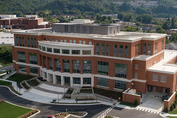 Appalachian's Future: Leon Levine Hall of Health Sciences