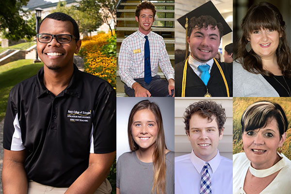 App State announces 2019–20 Student Teacher of the Year and finalists