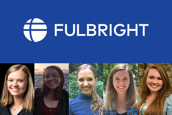 App State sets new record for Fulbright U.S. Student grant awardees in 2020–21