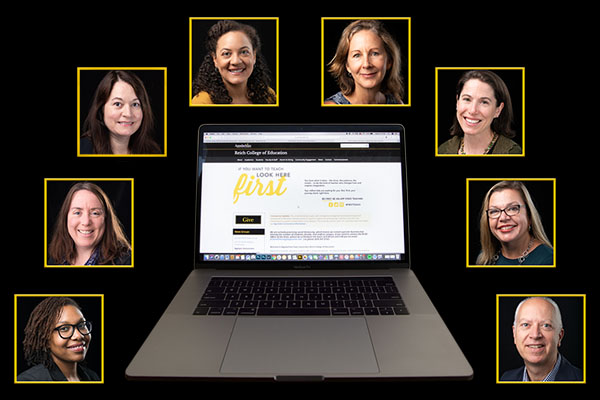 App State's online faculty experts weigh in on advantages, challenges of a virtual classroom