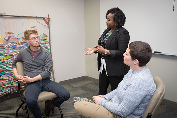 Continued federal funding supports App State interns in providing behavioral health services for rural populations