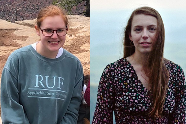 2 App State students receive awards for creative poetry, prose on life amid COVID-19