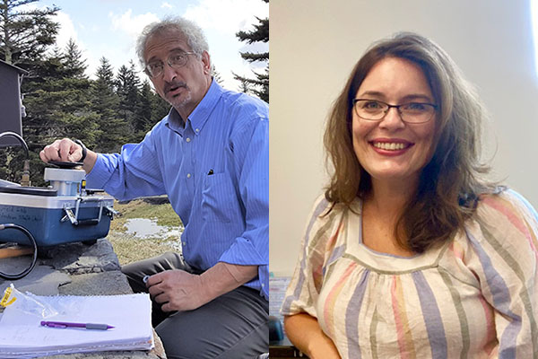 2 App State professors earn undergraduate student recognition for mentorship