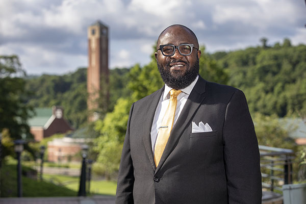 Sellers joins App State's Intercultural Student Affairs