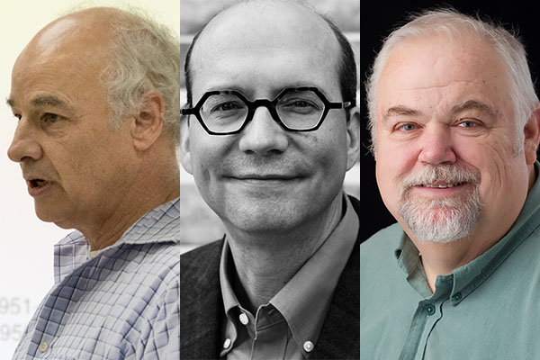 App State's College of Fine and Applied Arts names trio of department chairs