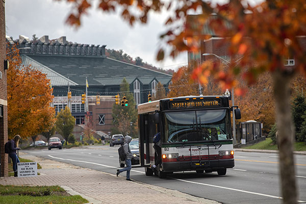 AppalCART and App State awarded $1M-plus grant for electric bus
