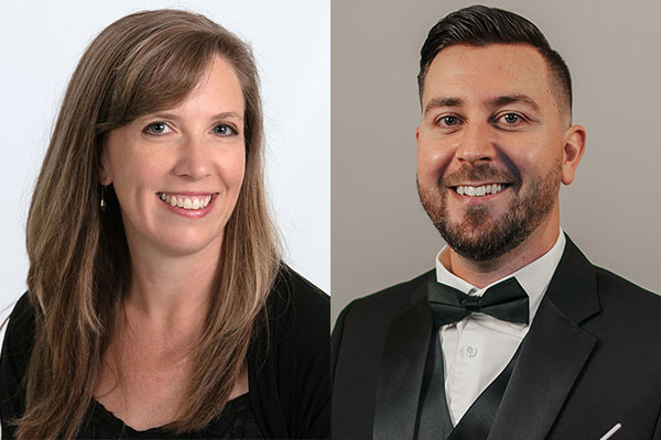 A career high note — 2 App State alumni nominated for 2021 Music Educator Award