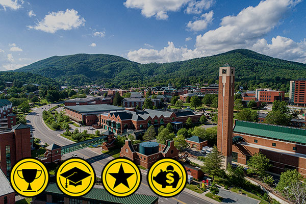 National publications, Money.com agree — App State a 'Best' for 2021