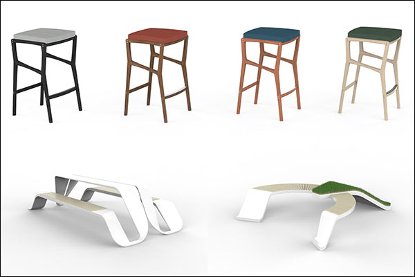 App State furniture design program awarded $12K grant to support student scholarships