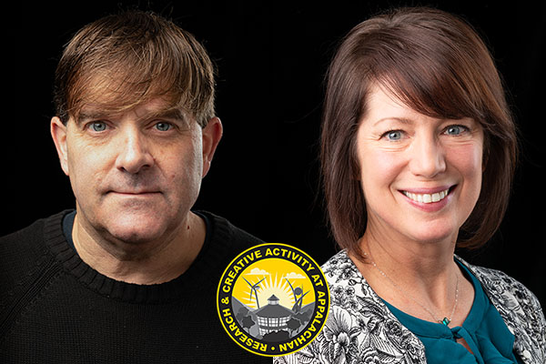 App State hosts virtual celebration of research and creative activity, honors two faculty members