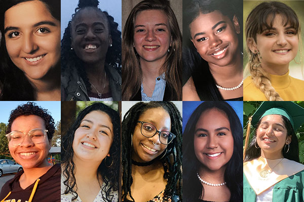 App State welcomes 10 aspiring leaders into 2020–21 Diversity Scholars Program