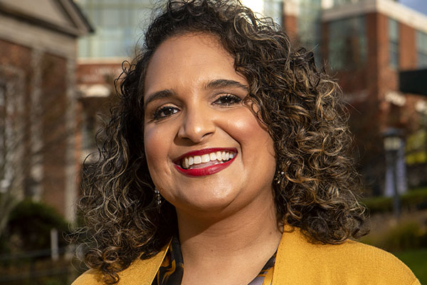 App State faculty member fosters equitable experiences for underrepresented students