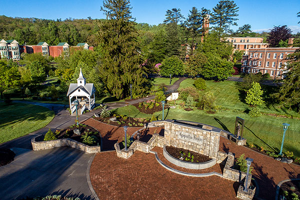App State's premier signature scholarships — a lifetime of value