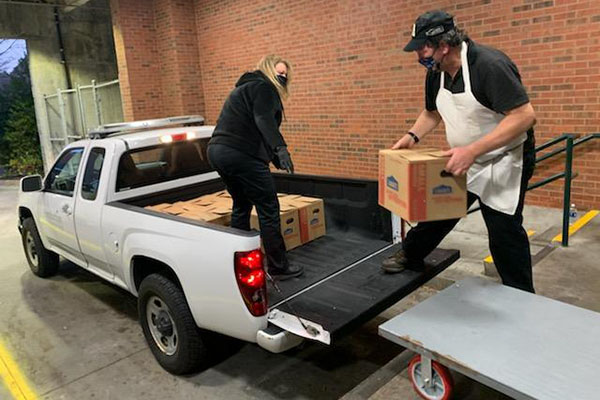 App State delivers nearly 10,000 free meals during COVID-19