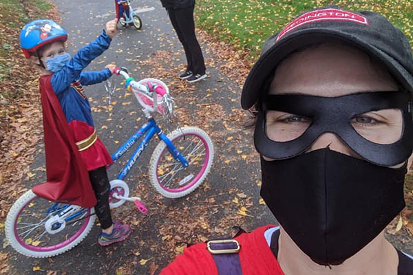 178 Spooky Duke racers help App State raise more than $13,000 for special-needs children