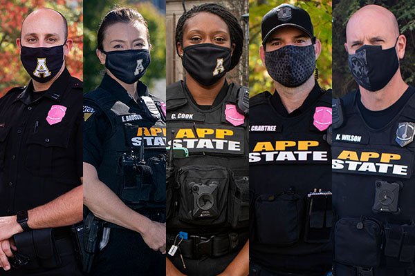 15 App State, High Country police officers now certified as implicit bias trainers