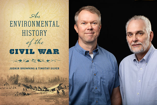 App State professors explore an environmental perspective on the Civil War